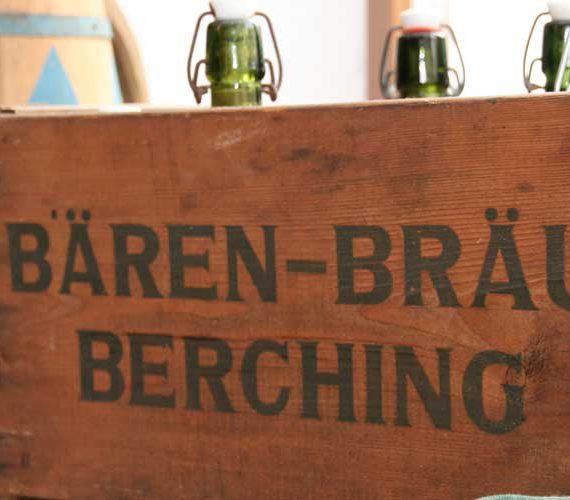 Biernachschub sichern