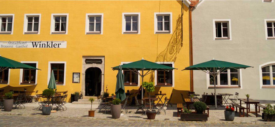 Brauereigasthof Winkler aussen